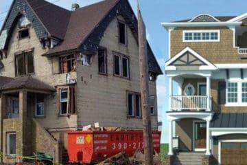 N. Wildwood House Demolition Update