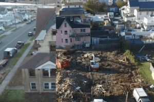 North Wildwood House Demo Update