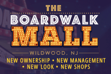 Hello New Boardwalk Mall, Goodbye Retro Arcade