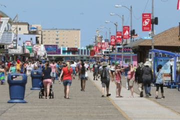 Wildwood Boardwalk Smoking Ban Is In effect