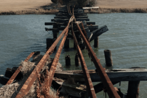 Exploring the Decaying Wildwood Rails
