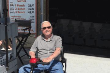 Wildwood Boardwalk Losses A Legend
