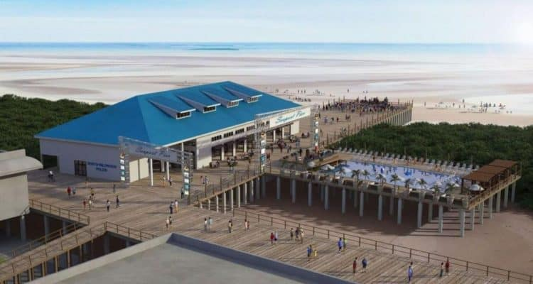 Official Seaport Pier Info Posted