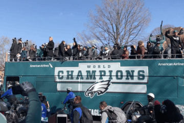 Philadelphia Eagles Super Bowl Parade 2018