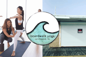 Yoga Is Coming To The Wildwood Boardwalk