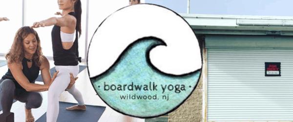 Yoga Is Coming To The Wildwood Boardwalk