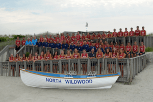 North Wildwood Beach Patrol Test Announced