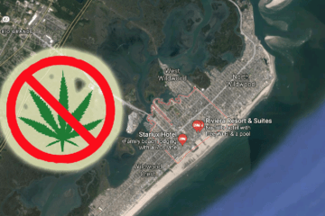 Wildwood Mayor Opposition To Legalized Marijuana