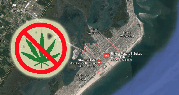 Wildwood Mayor Opposition To Legalized Marijuana