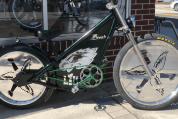 Eagles Super Bowl Bike!
