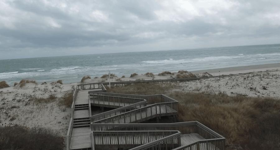 North Wildwood Beach Erosion Update