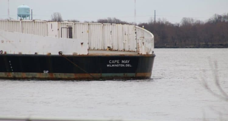 Cape May Ship Hull