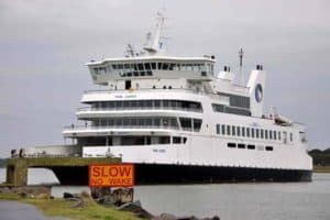 Cape May-Lewes' Ferry To Be Sunk