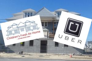 The Children's Fresh Air Home Awarded 20K from Uber!