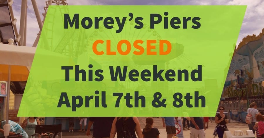 Morey's Closed Weekend