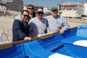N. Wildwood Beach Patrol Gets NEW Boat