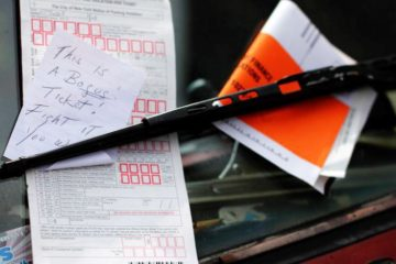 Wildwood & N. Wildwood Named In Top 10 for Parking Tickets