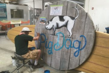 PigDog Beach Bar Update