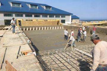 Seaport Pier Pool Update