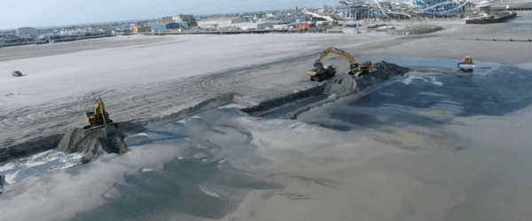 Saving North Wildwood's Beaches 2018