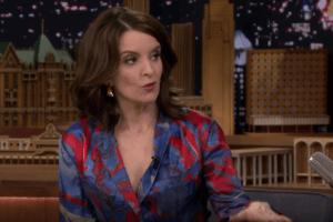 Tina Fey Talks Cape May On Tonight Show