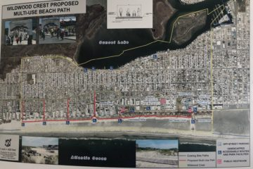 NEW Proposed Multi-Use Beach Path!