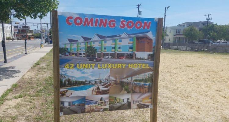 Luxury Hotel Coming To Wildwood