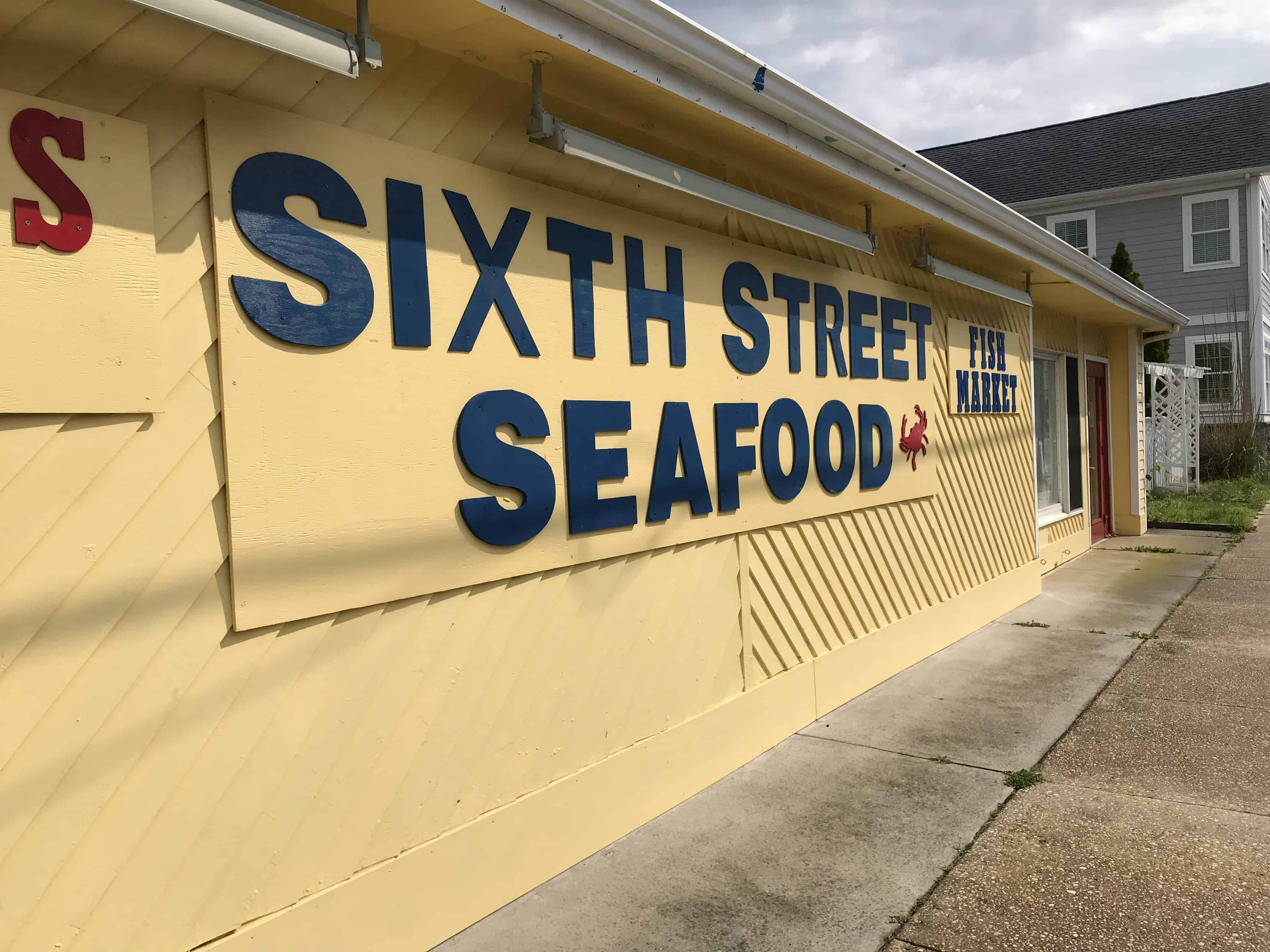 Sixth Street Seafood To Not Open