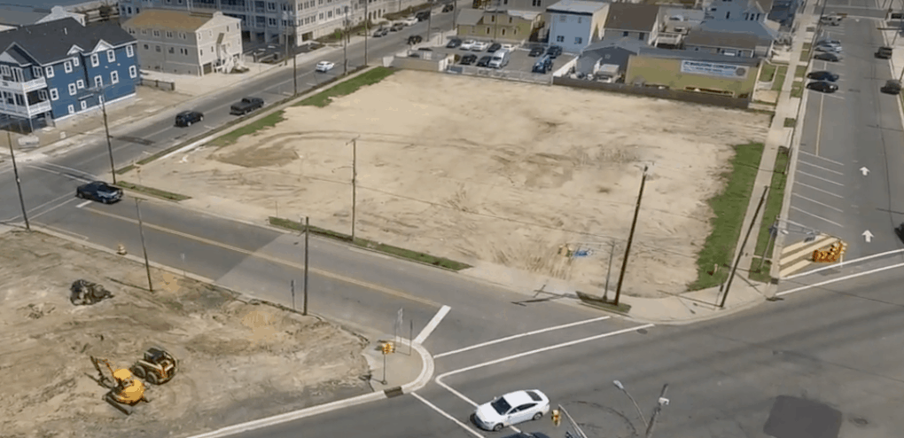 North Wildwood Approves Duplexes For McDonald's Location
