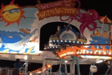 Wild Whizzer is NOW OPEN