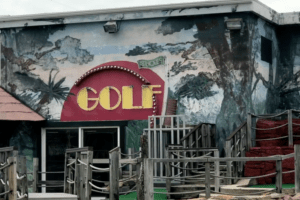 Jurassic Golf For Sale
