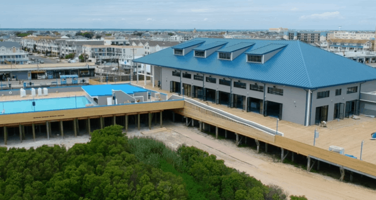 Seaport Pier Drone Update (June 19th)