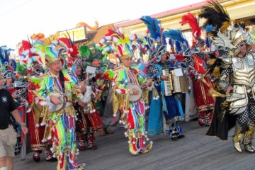Mummers To Take Over Wildwood This Weekend