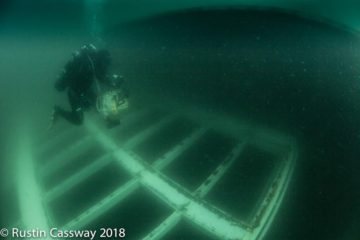 Sunken Cape May Ferry Photos!