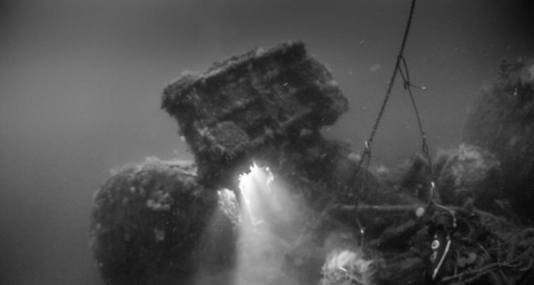 Shipwreck Found Off The Coast of Cape May
