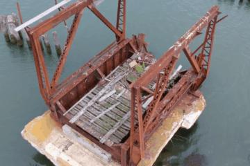 Exploring Wildwood's Abandoned Train Bridge