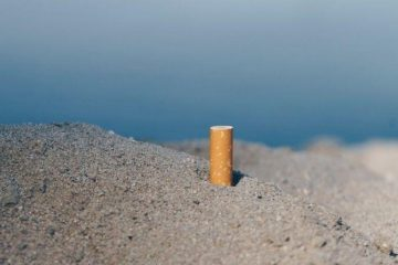 NJ Beach Smoking Ban To Get Signed