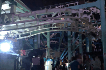 Transformer Issue Caused Wildwood Blackout