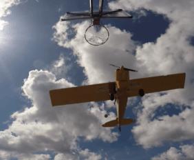 Airplane Basketball Shot (Harlem Globetrotters)