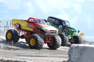Wildwood Monster Truck Beach Races