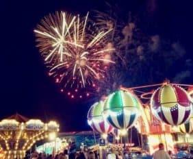 Watch The last Wildwood Fireworks