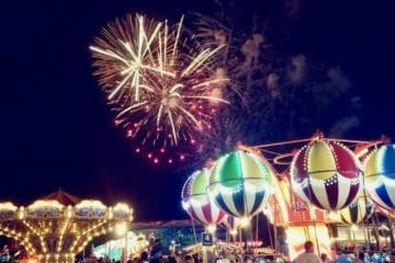 Watch The last Wildwood Fireworks