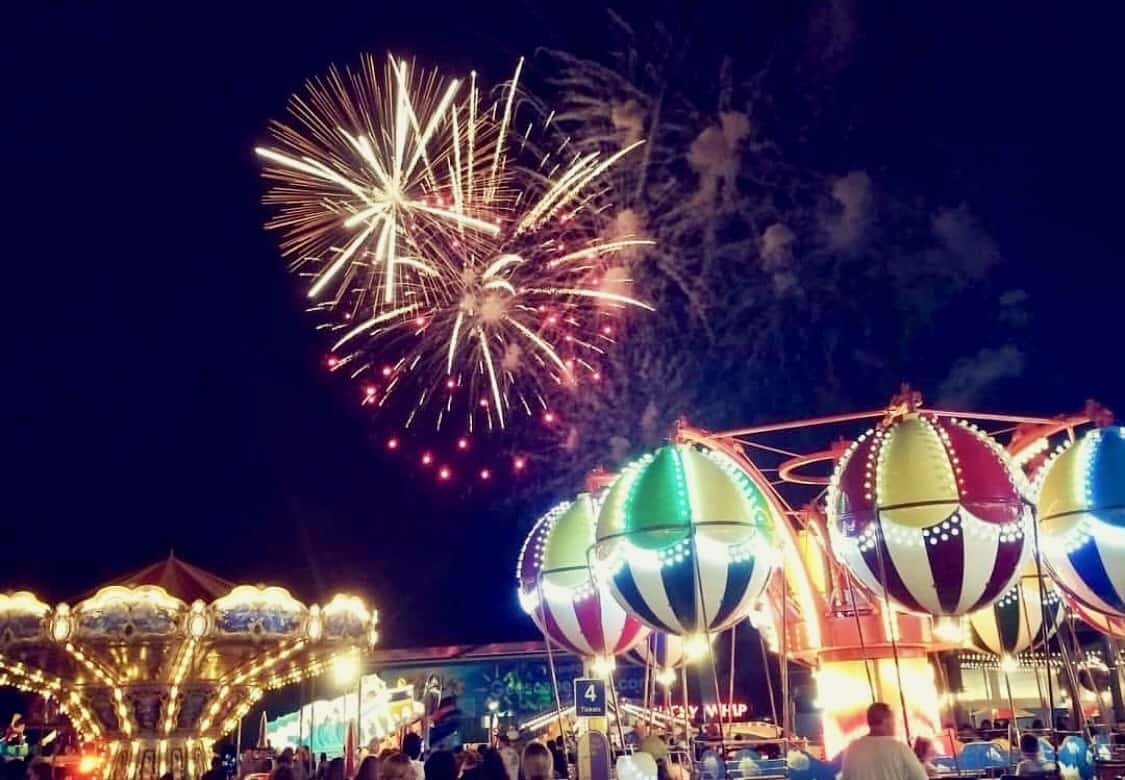 Wildwood Fireworks Start This Friday!!!