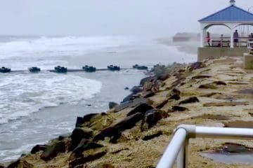 Wildwood Beach Erosion