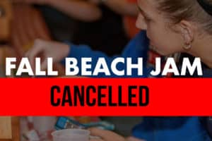 Morey's Piers Fall Beach Jam CANCELLED