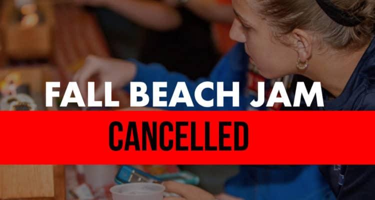 Morey's Piers Fall Beach Jam CANCELLED