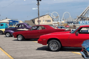 2018 Fall Boardwalk Classic Car Show