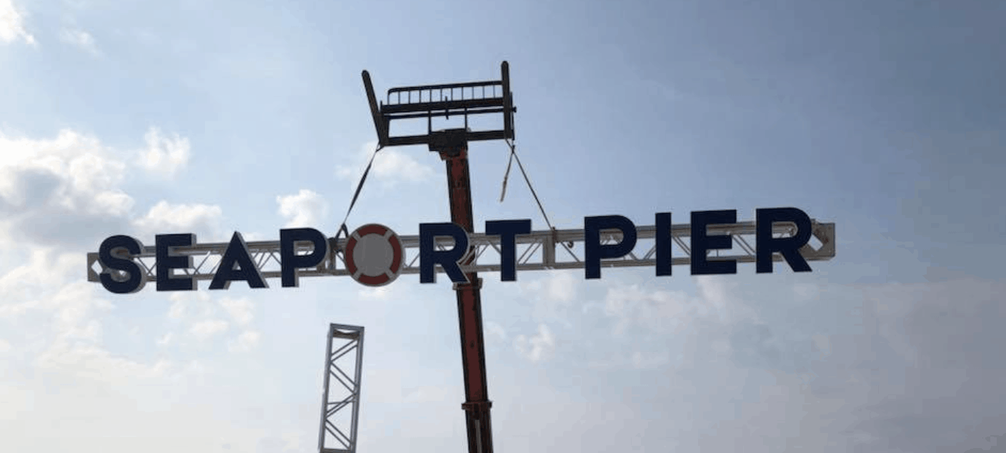 A Message of Thanks From Seaport Pier