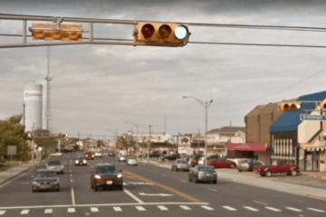 Wildwood To Start Off-Season Traffic Lights