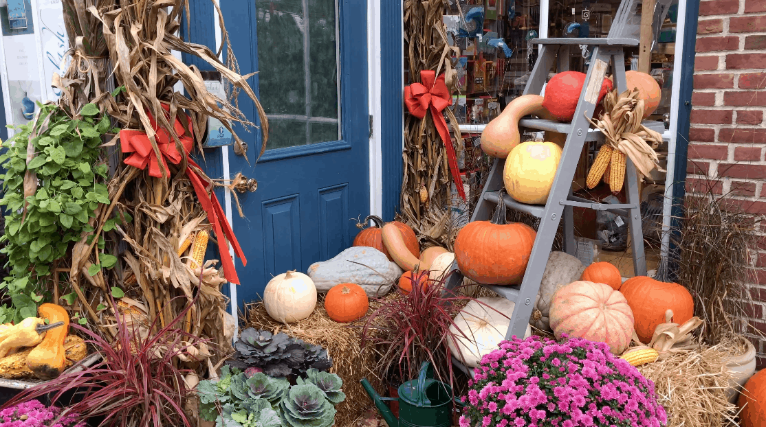 Cape May In The Fall